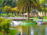 photo of Parque La Alameda in Quito