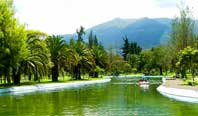 photo of Parque La Carolina in Quito